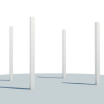 Montanti modulo base