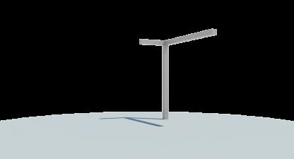 Modulo laterale angolare